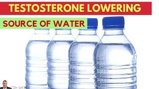💪 Testosterone Lowering Source Of Water - Toxin Warning