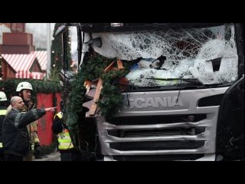 ISIS claims responsibility for attack in Berlin