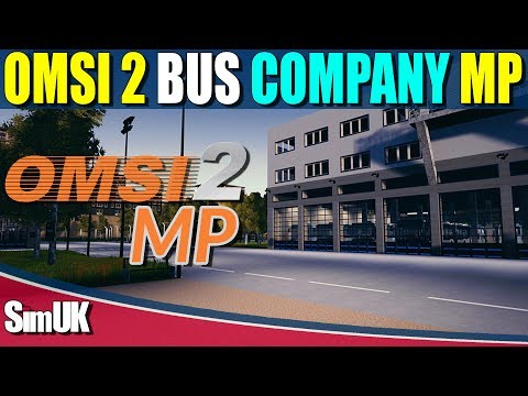 OMSI 2 Bus Company Simulator Add-On Career | How to Join and Drive for a Multi Player Company