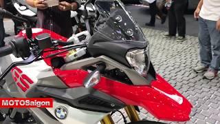 BMW G310 GS 2018 giá bao nhiêu? Đánh giá ngoại hình giá bán