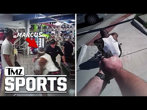Ex-NFL QB Marcus Vick- Insane Police Video, Running from Cops & Captured at Gunpoint | TMZ Sports