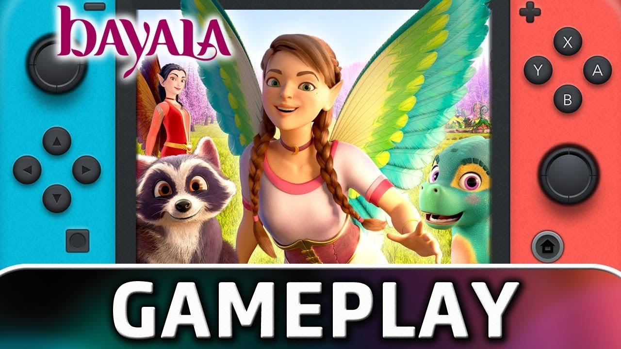 bayala – The Game | First 60 Minutes on Nintendo Switch