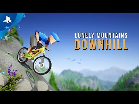Состоялась премьера Lonely Mountains: Downhill