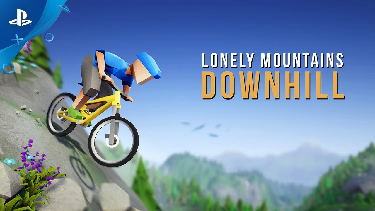 Lonely Mountains: Downhill - Launch Trailer | PS4