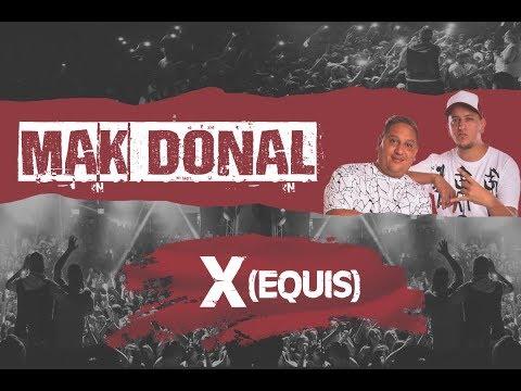 Mak Donal - X (Equis) Version Cumbia