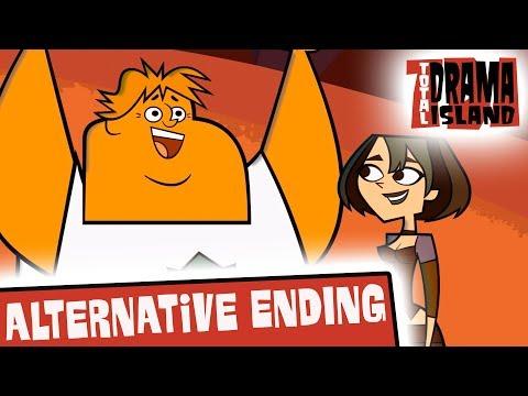 TOTAL DRAMA ISLAND: Alternative Ending | Gwen wins