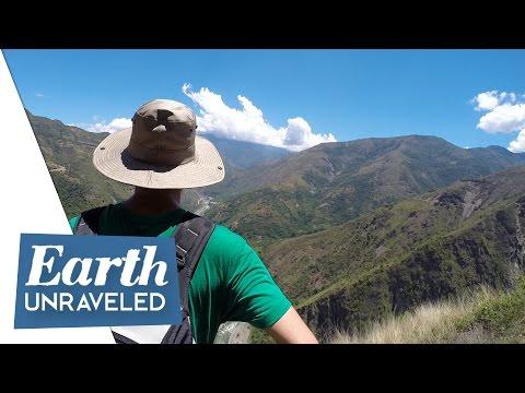 Explore the Inca Trail - Machu Picchu Peru 🇵🇪