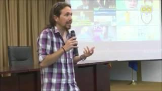 Cooking | Qué debe decir la Izquierda Conferencia de Pablo Iglesias