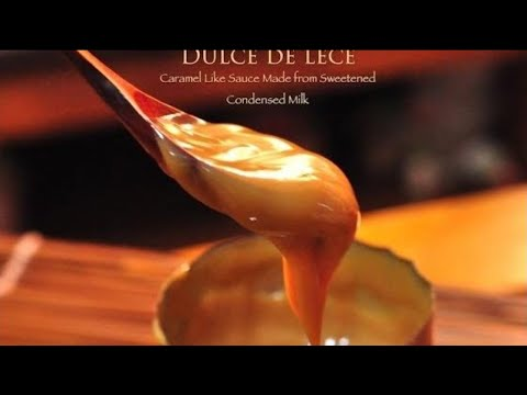 Download Youtube: Making Dulce de lece from a can of sweetened condensed milk.