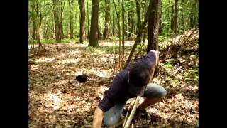 Luk a drevo na luk