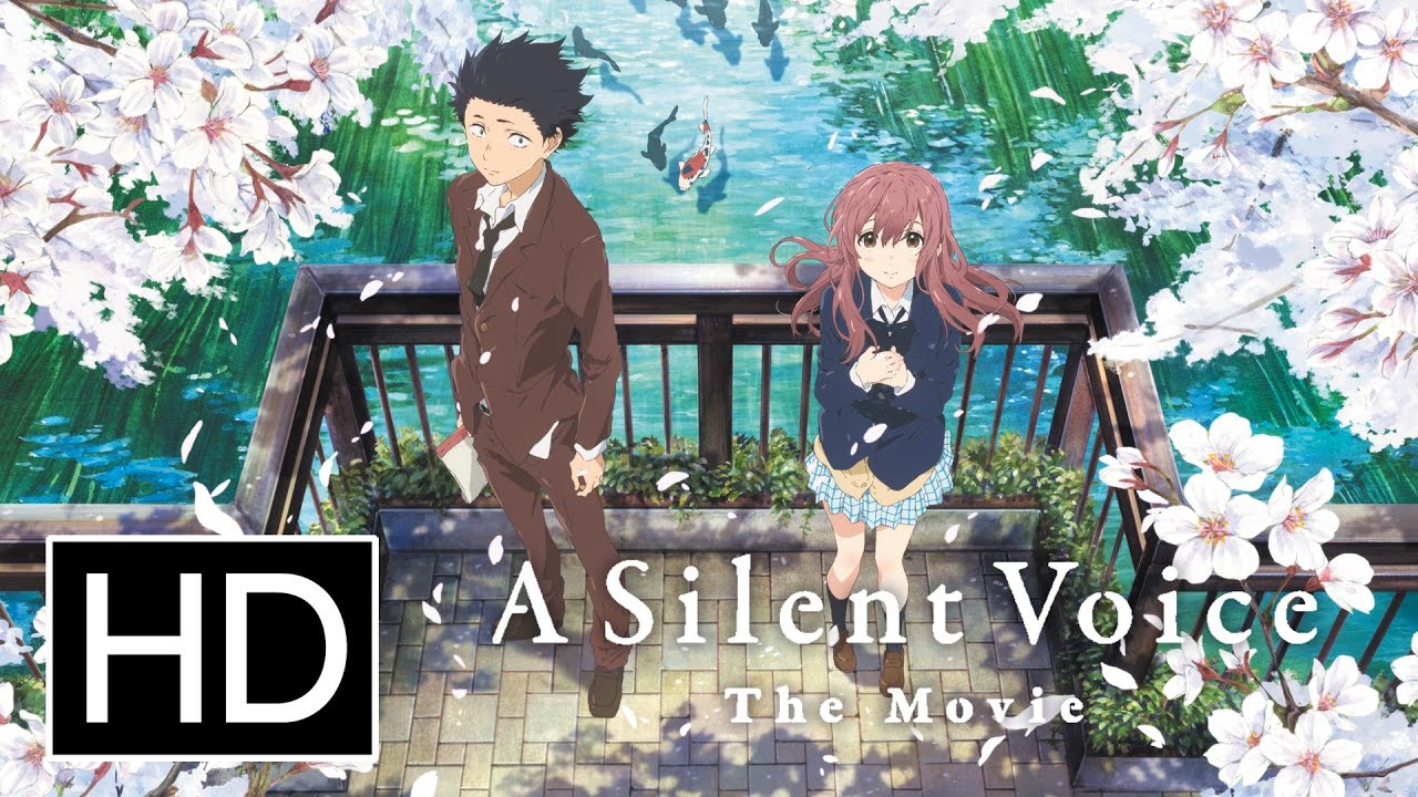 a silent voice official trailer youtube