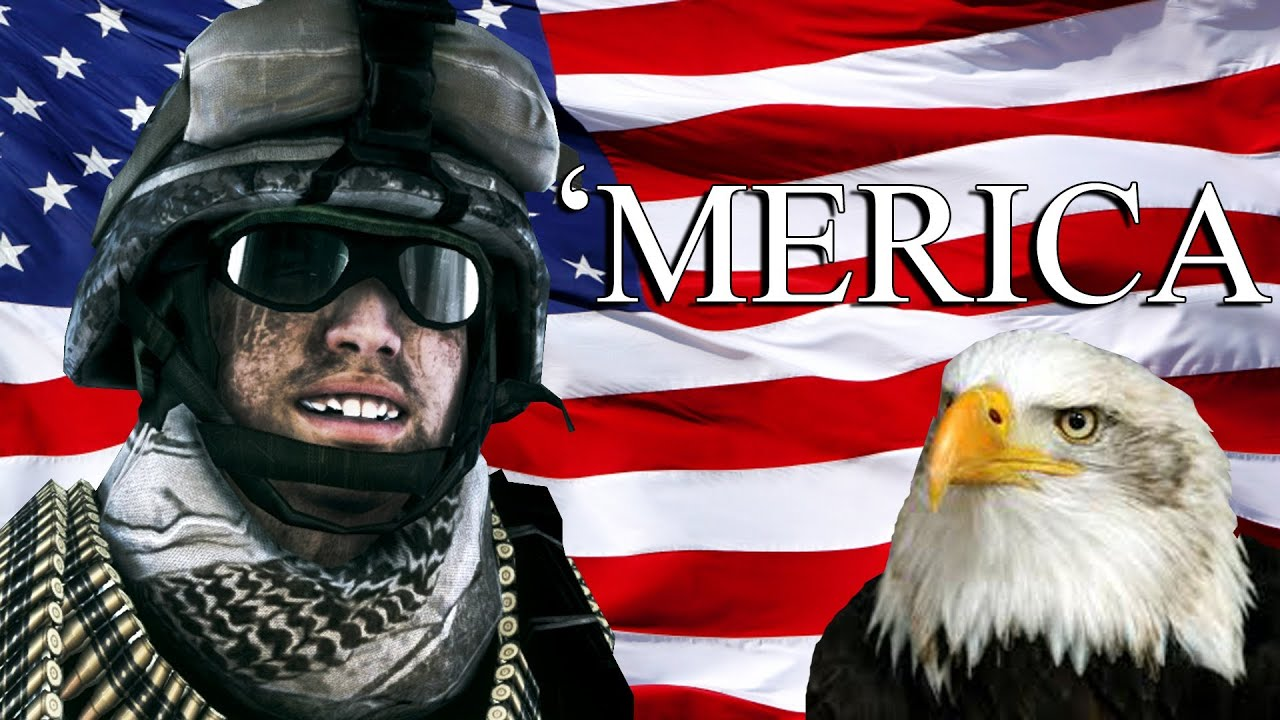 Battlefield 4 Wallpaper Hd Murica Youtube