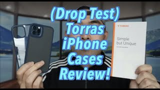 (Drop Test) Are Torras iPhone 12 & Torras iPhone 12 Pro Case Worth it?