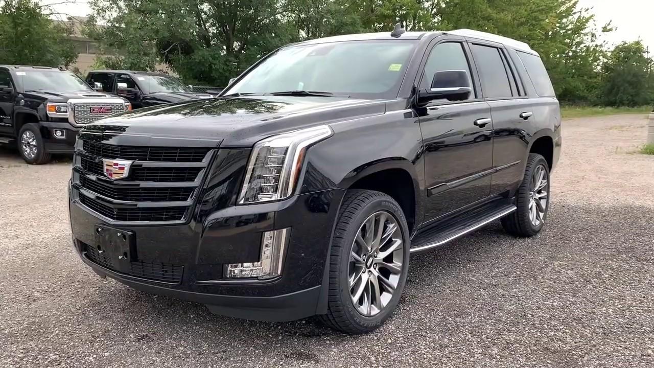 2020 CADILLAC ESCALADE 4WD Premium Luxury
