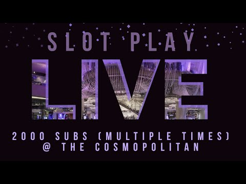 SLOT PLAY 🎰  Subs in Vegas
