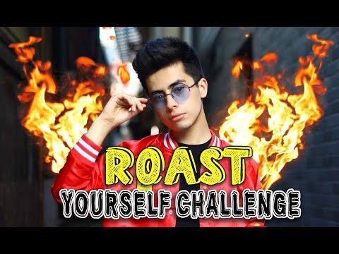 ROAST YOURSELF CHALLENGE | Javier Ramírez