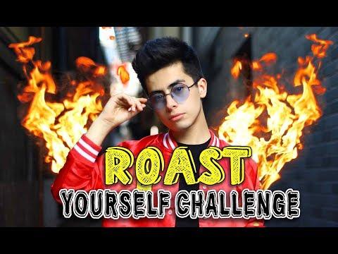 ROAST YOURSELF CHALLENGE | Javier Ramirez