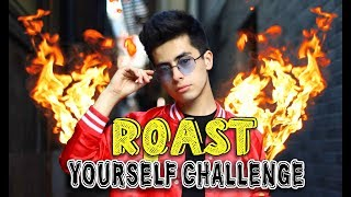Download ROAST YOURSELF CHALLENGE | Javier Ramírez