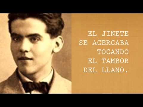 El Romancero Gitano - Romance de la Luna, Luna - Federico García Lorca