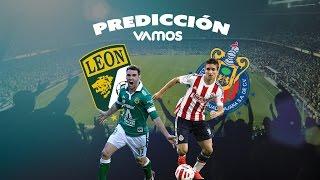 Predicción: León vs. Guadalajara (Apertura 16 Apertura 2016)