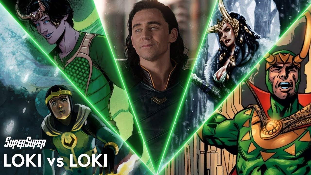Loki Episode 1 Breakdown | Glorious Purpose | SuperSuper