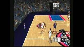ESPN NBA 2Night Dreamcast Gameplay_2000_11_16