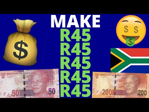 Make R45 Per Task | How To Make Money Online In South Africa
