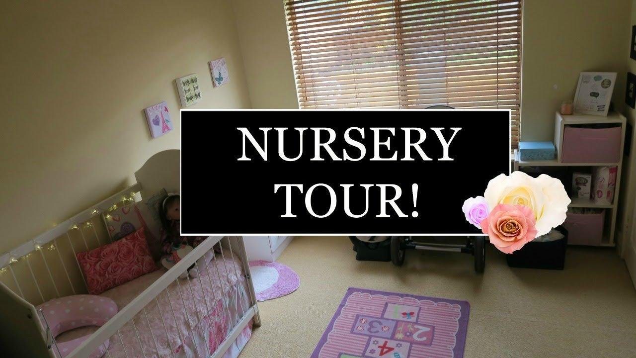 Cutest Nursery the cutest nursery!   reborn nursery tour 2017 - youtube