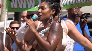 The 2017 GoTopless Day: The Speeches