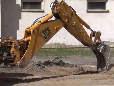 В Аксае приступили к строительно-монтажным работам
