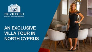 An Exclusive Villa Tour in North Cyprus