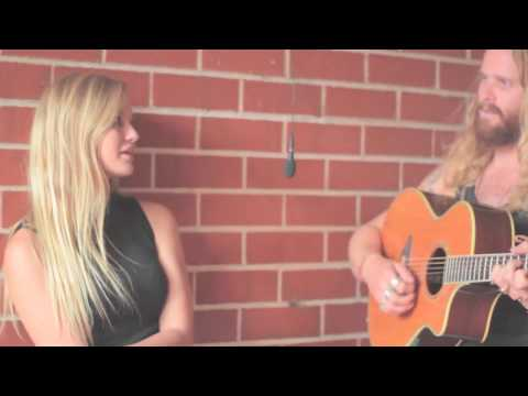 Grace Pitts & Benjamin James Caldwell // It aint me babe Bob Dylan cover