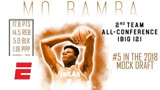 Mohamed Bamba 2018 NBA Draft Scouting Video | DraftExpress | ESPN