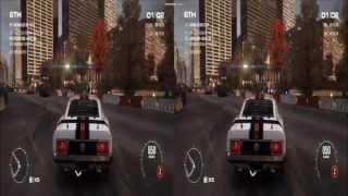 GRID 2 Max Settings (PC) [TRIDEF TRUE 3D] 1080p