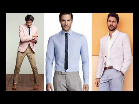 Tips como vestir a un hombre para una boda doovi for Boda en jardin como vestir hombre