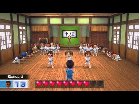Wii Party U – Dojo Domination – Standard