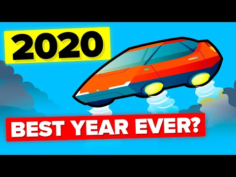 The Woody Show - Why 2020 Will Be The Best Year Ever