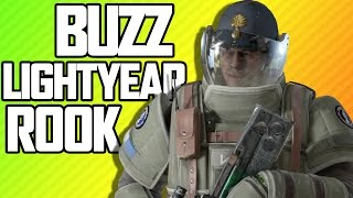 BUZZ LIGHTYEAR ROOK | Rainbow Six Siege