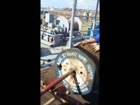 Tugger Winch Cable Spooling.wmv
