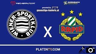 Wiener SC vs Rapid Wien (A) full match
