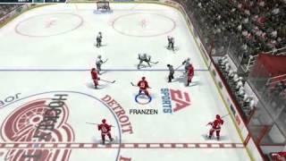 NHL 09 Gameplay(Такого еще не было: NHL 09 дает вам возможность выйти на лед самостоятельно! Новый режим Be a Pro позволяет создат..., 2012-05-02T14:15:04.000Z)