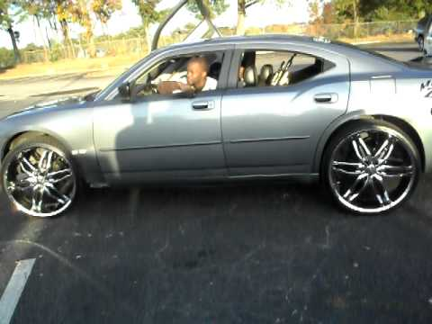 Ea Stunna S Comin Thru The Carshow Charger On 26 S