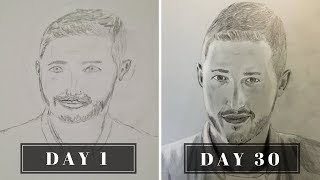 Learn Drawing in 1 Month || Max's Monthly Challenge