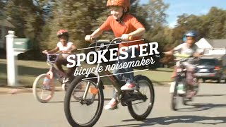 Kickstart Spokester Bicycle Noise Maker