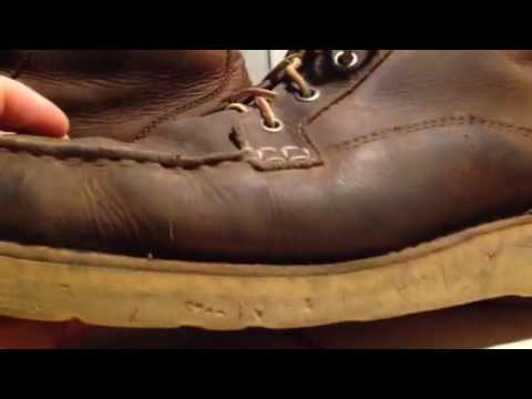 9ef2379d0be4eb Danner Moc toe boot - YouTube