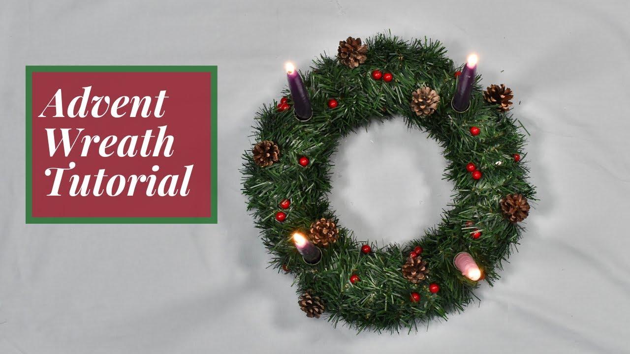 Symbolism of the Advent Wreath