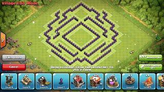 Clash Of Clans - Amazing TH8 Farming Base + Speed Build 2014 w/ 4th Mortar + Defense Clip (Gackt)