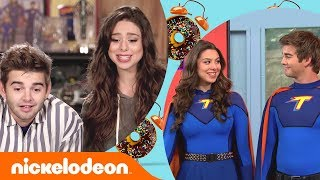 Kira Kosarin & Jack Griffo React to The Thundermans SERIES FINALE 😢  | #NickStarsIRL