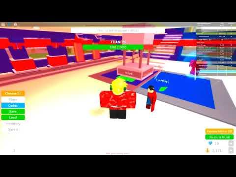 CHIPMUNK VS 2 PLAYER SUPERHERO TYCOON (2 Player Superhero Tycoon Roblox) - 동영상