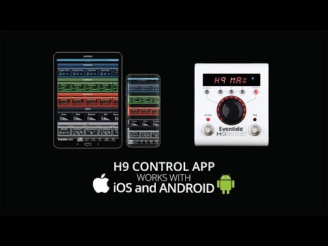 H9 Control App Now Available for Android Devices